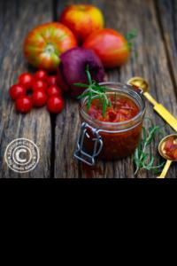 Tomaten-Chutney Rezept Pinterest